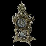 Часы каминные Пендулино, антик.