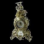 Часы из бронзы Дон Жуан, золото.