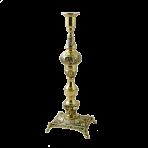 Канделябр бронзовый Джустиса, золото.