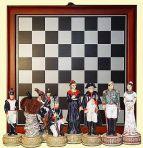 Шахматный ларец Бородино.