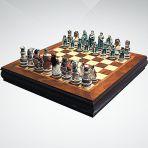 Шахматы подарочные Испанская битва - S, Giglio.
