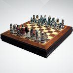 Шахматы подарочные Испанская битва - L, Giglio.