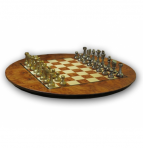 Шахматы Piccolo ottone, Italfama.
